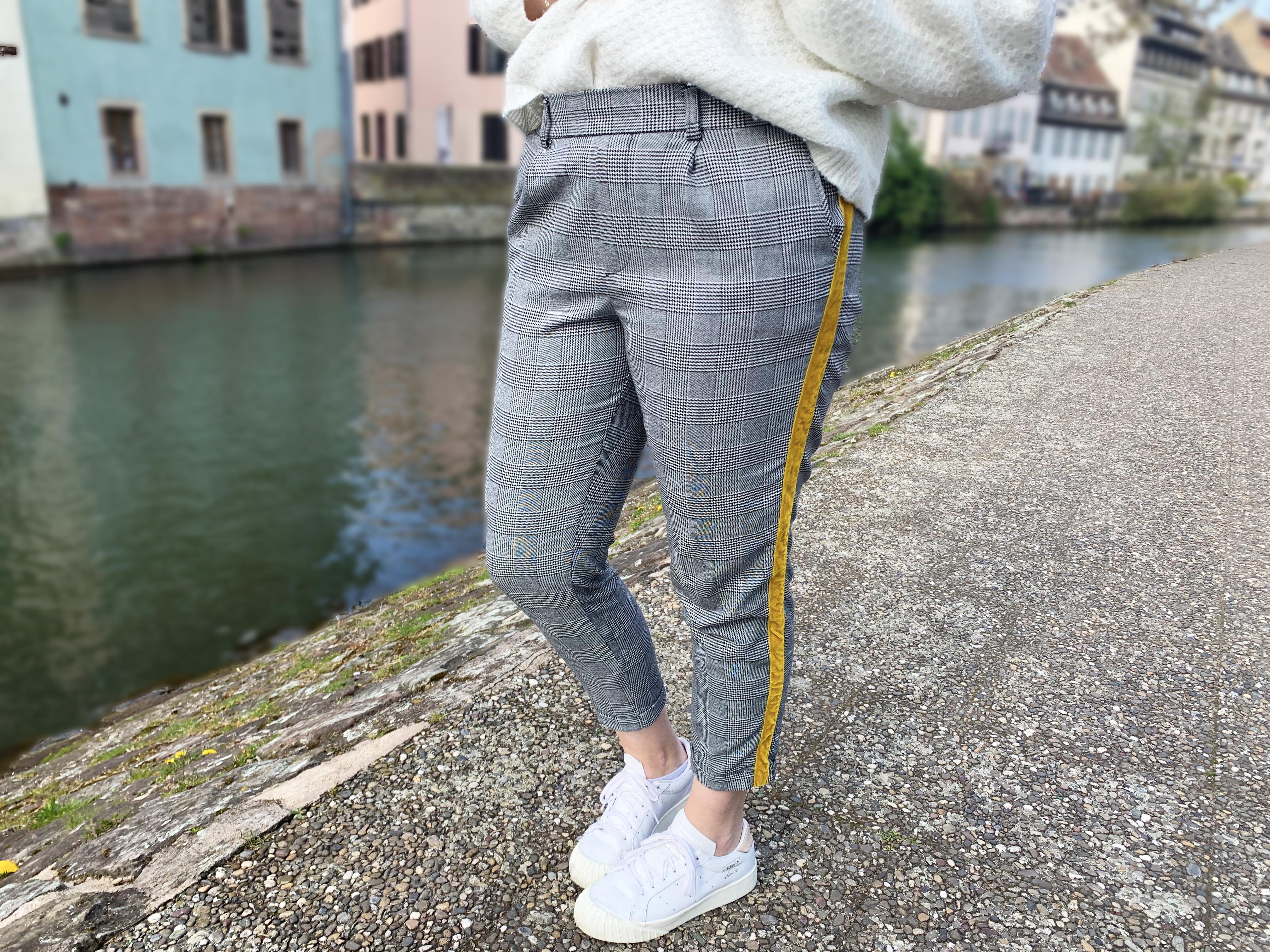 Customisation / Pepsisation de pantalon