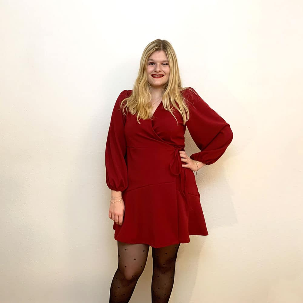 Ma robe Carole, de Fibremood
