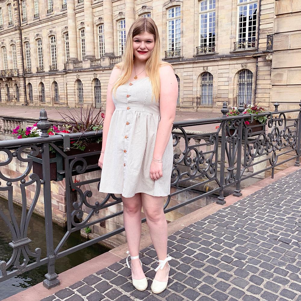La robe Colette de Fibremood