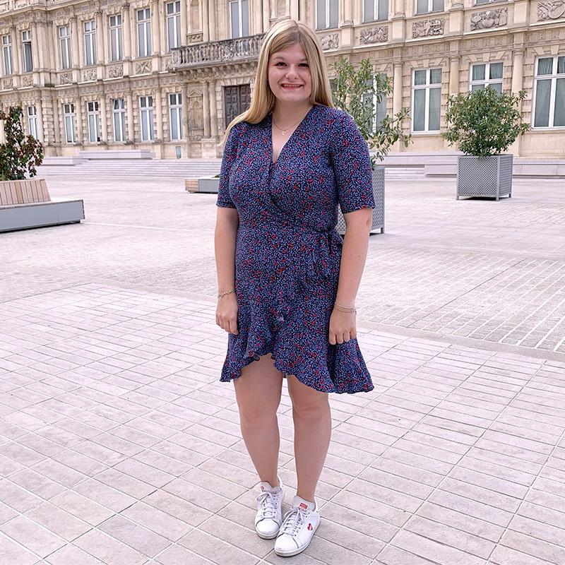 Ma robe Charlotte de Fibremood